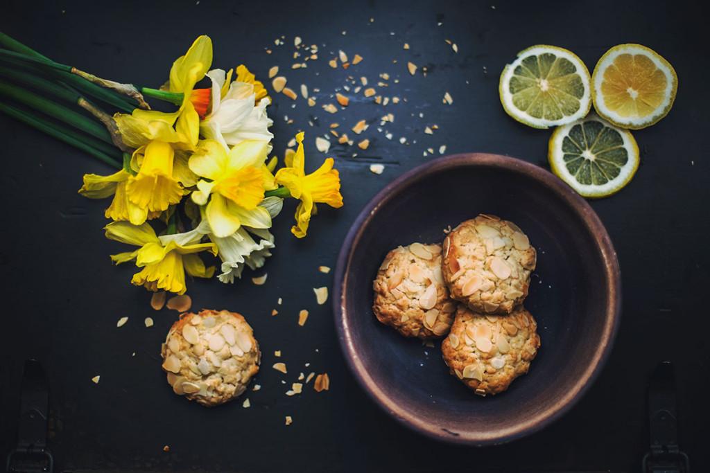 Special lemon cookies